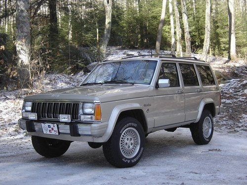1994 jeep cherokee service manual free download