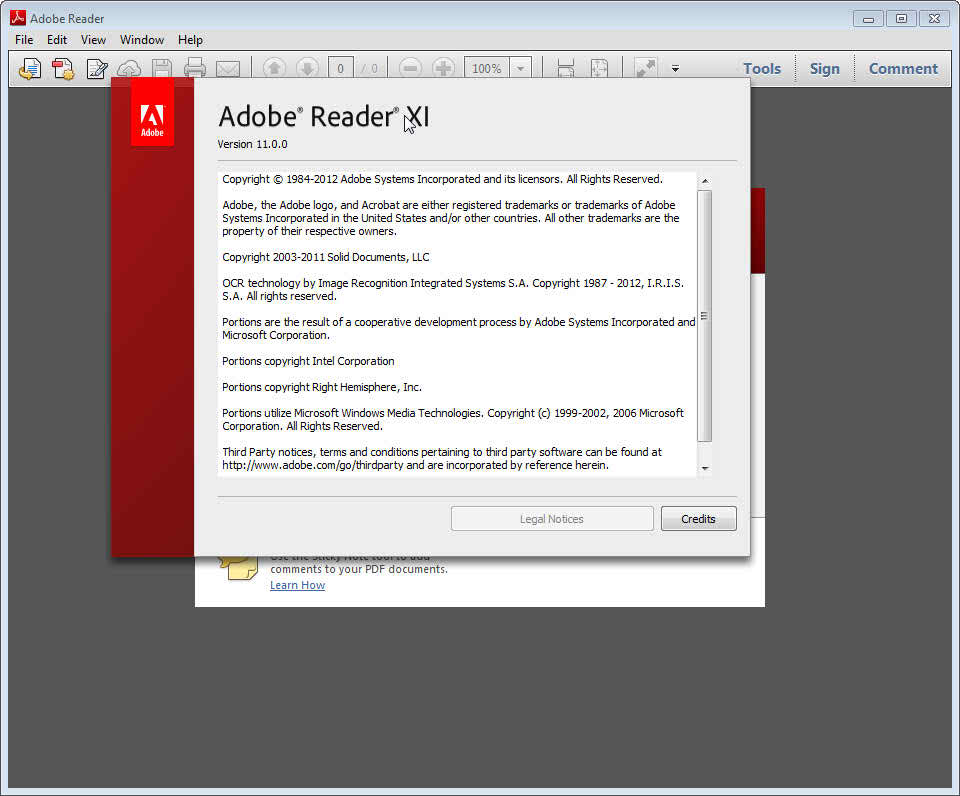adobe reader xi manual download