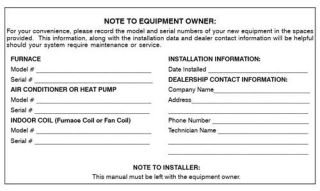 owners manual for bryant thermostat model paco1a