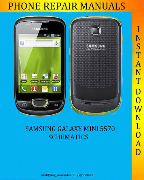 samsung galaxy gt-s5360 service manual