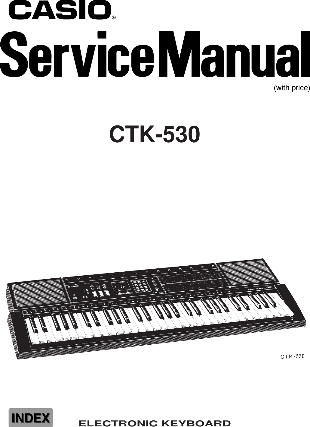 casio lk-73 touch response user manual download