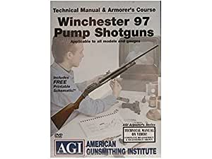 manual for winchester model 97 shotgun